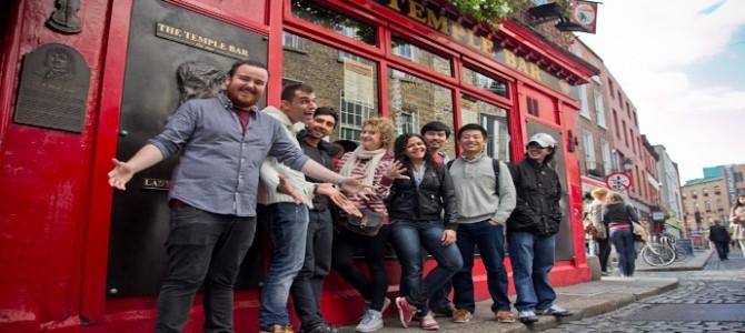 Top 5 des choses incontournables à faire et à voir à Dublin