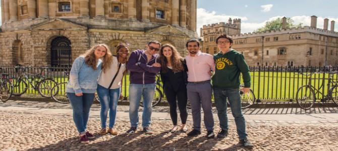 Top 5 des choses incontournables à faire et voir à Oxford