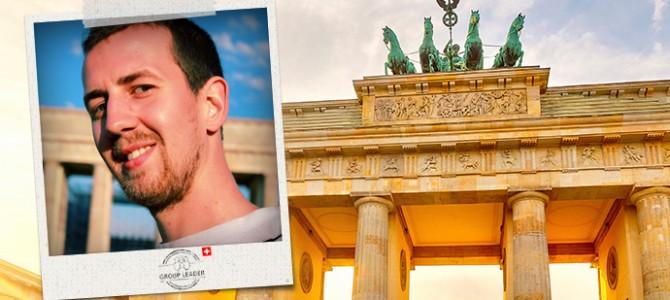 Témoignage : Bruno, animateur Pro Linguis à Berlin