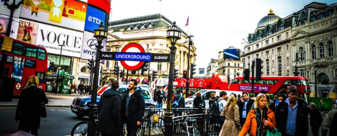 5 raisons qui font de Londres la meilleure ville d'Angleterre