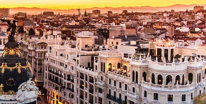5 raisons qui font de Madrid la meilleure ville d'Espagne