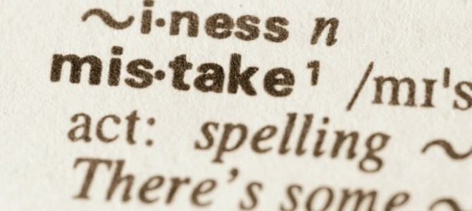 5 erreurs communes en anglais à éviter!