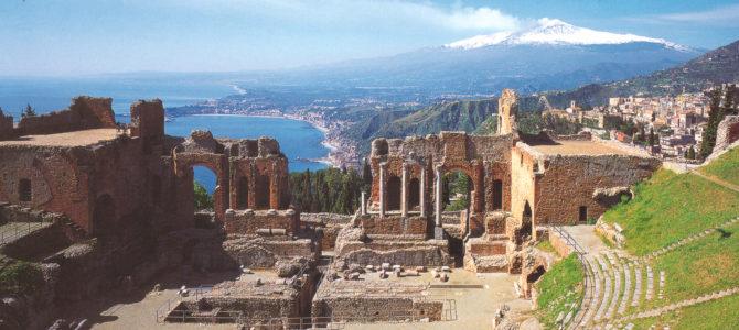 Le printemps est arrivé, pourquoi pas un séjour à Taormina ?