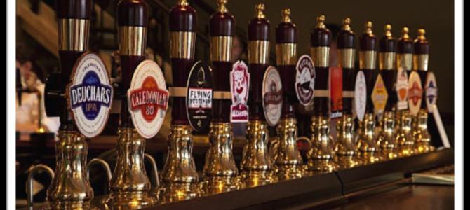 Edinburgh: apprendre l'anglais entre une bière et un whiskey
